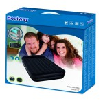Bestway-Luftbett-Integrated-Pumpe